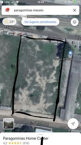 Excelente terreno próximo à Paragominas construções