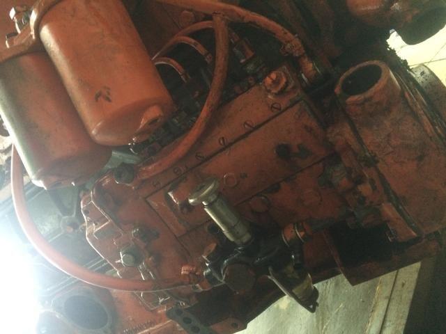 Bom injetora 366/352 diesel