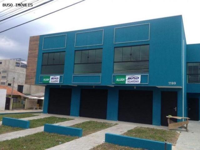 CONJUNTO/SALA COMERCIAL em CURITIBA no bairro Umbará - 00205-023