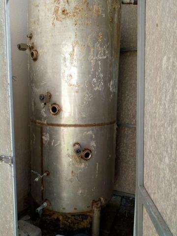 Boiler aço-inox/tanque/reservatório/aquecimento solar de água - Foto 2