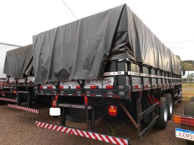 Ford Cargo 2422 cabina leito - Foto 15