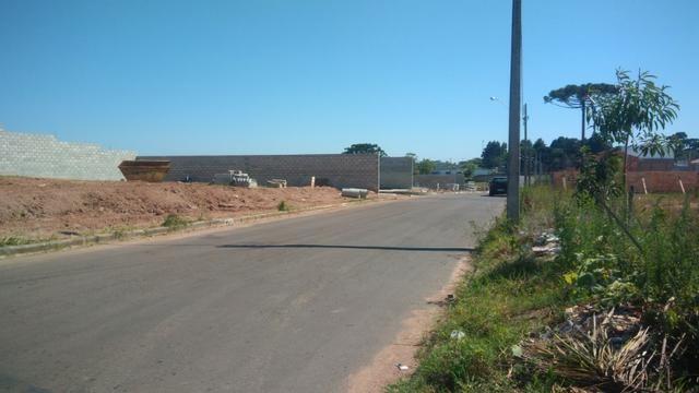Terreno em São Marcos - Campo Largo/PR- 256m² - Entr. + Parcelas a partir de 1.874,48 - Foto 3
