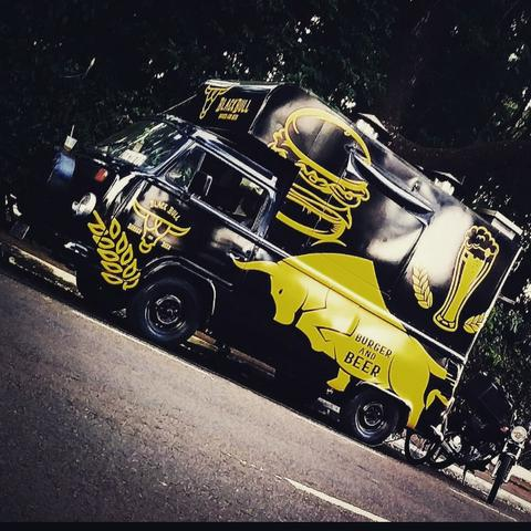 Kombi 2019 Food Truck!!