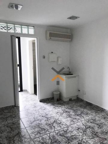 Sala para alugar, 76 m² por R$ 1.600,00/mês - Jardim - Santo André/SP