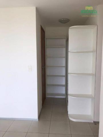 Excelente apartamento de 03 quartos no Cocó - Foto 8