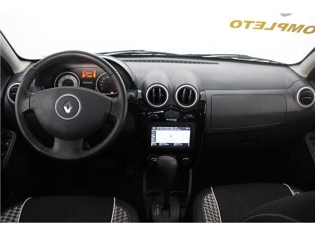 Renault Sandero 1.6 stepway tweed 16v flex 4p automático - Foto 11
