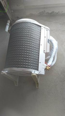 Instalação e manutenção de ar condicionado (a partir de 250,00)