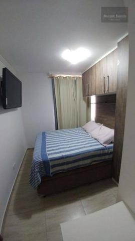 F-AP1457 Apartamento com 2 dormitórios à venda, 43 m² por R$ 139.000 no Fazendinha - Foto 7