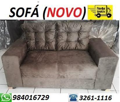 Entregamos Ainda Hoje Na Sua Residencia!!Lindo Sofa Ideal para Ambientes Pequenos 399,00