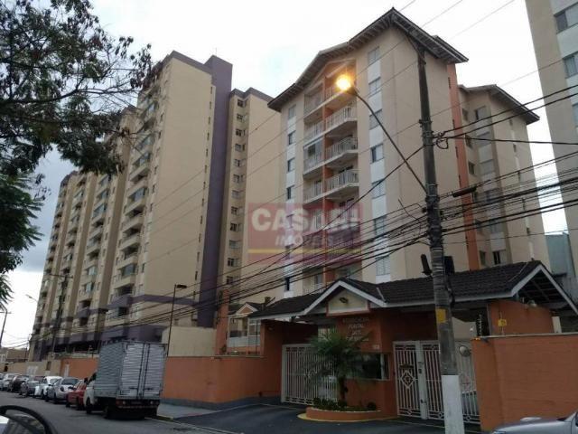 Apartamento com 2 dormitórios à venda, 55 m² por r$ 235.000 - conjunto residencial pombeva - Foto 11