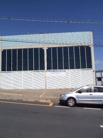 Galpão comercial para venda e locação, Jardim Santa Rosa, Vinhedo. - Foto 3