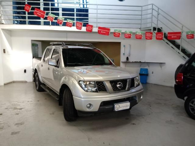 Nissan Frontier 2.5 Se Attack 4X4 Manual