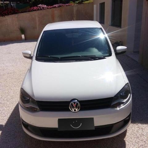 VW Fox 2013 Trendline Flex 1.6 - direção hidráulica, vidros elétricos e travas elétricas - Foto 2