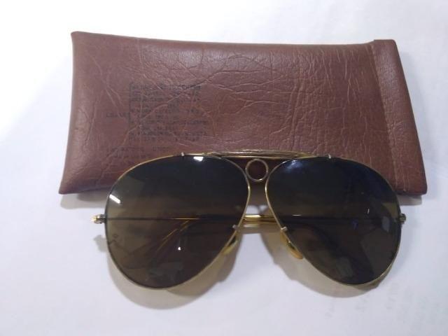 ccb65ed4f4f56 Óculos Ray Ban Aviador Caçador - Bijouterias