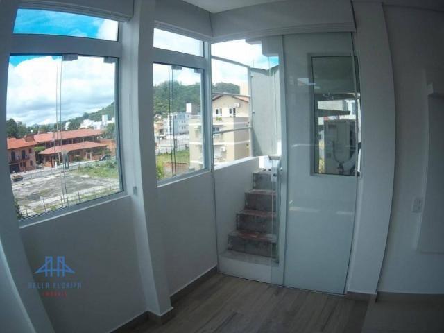 Apartamento com 3 dormitórios à venda, 78 m² por r$ 420.000 - canasvieiras - florianópolis - Foto 5