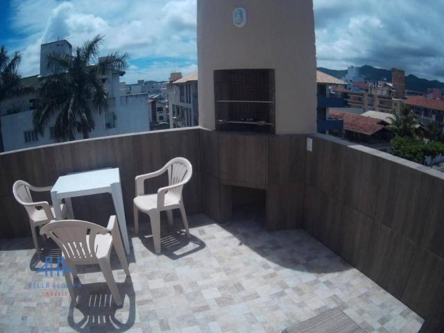 Apartamento com 3 dormitórios à venda, 78 m² por r$ 420.000 - canasvieiras - florianópolis - Foto 8