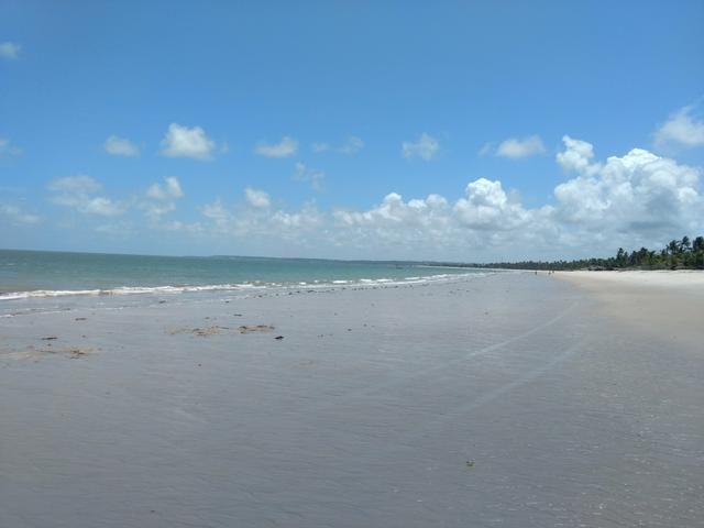 20 MIL! Terreno com 445M² De Esquina na Praia de Acaú- PB!