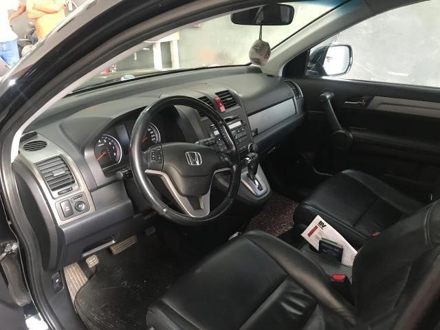 Honda crv exl 4x4 com teto - Foto 8