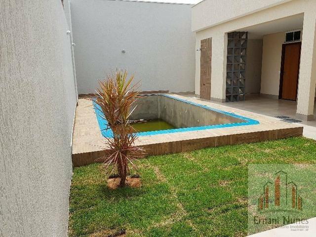 Linda Casa Moderna no Vicente Pires Ernani Nunes - Foto 6