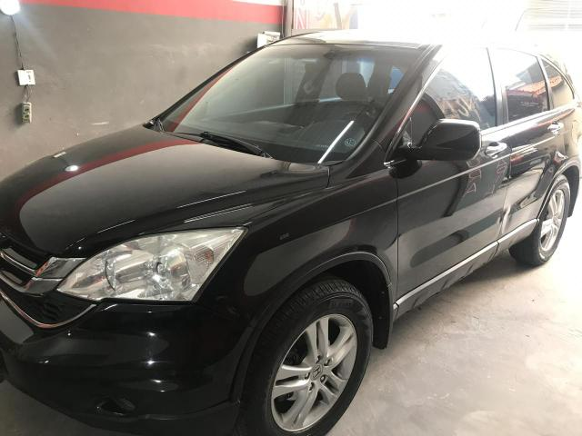 Honda crv exl 4x4 com teto - Foto 9