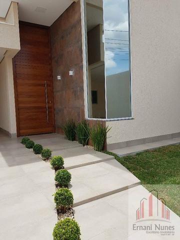 Linda Casa Moderna no Vicente Pires Ernani Nunes - Foto 4