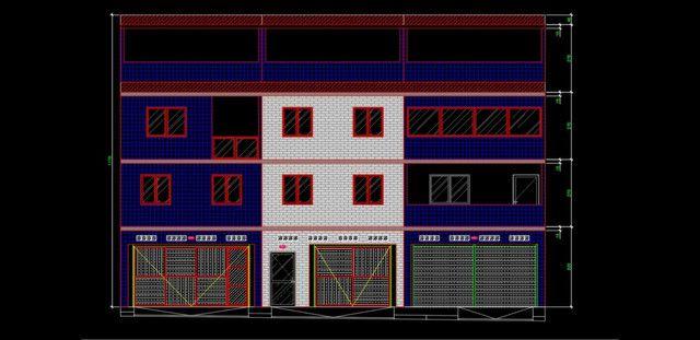 Planta/Desenho de Arquitetura Casa - Foto 6
