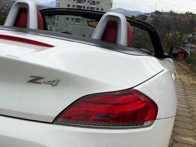 bmw Z4 conversivel 6cc interior vermelho - Foto 19