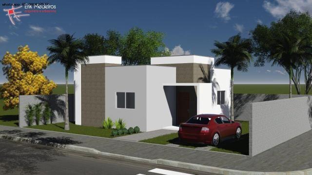 Casa para Venda em Várzea Grande, Jardim Jatobá, 3 dormitórios, 1 suíte, 2 banheiros, 2 va - Foto 5