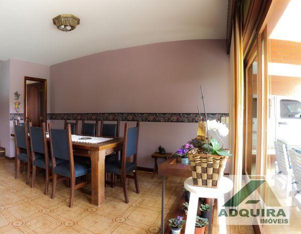 Casa sobrado com 4 quartos - Bairro Estrela em Ponta Grossa - Foto 13