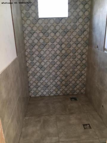 Casa para Venda em Várzea Grande, Jardim Jatobá, 3 dormitórios, 1 suíte, 2 banheiros, 2 va - Foto 15