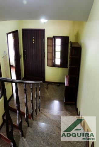 Casa sobrado com 4 quartos - Bairro Estrela em Ponta Grossa - Foto 11