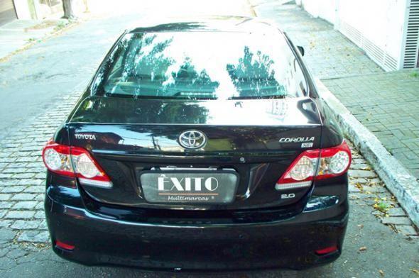 Toyota Corolla XEi 2.0 Flex 16V Aut. 2011/2012 - Foto 8
