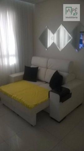Apartamento à venda, 55 m² por R$ 310.000,00 - Ponte Grande - Guarulhos/SP - Foto 8