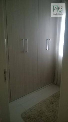 Apartamento à venda, 55 m² por R$ 310.000,00 - Ponte Grande - Guarulhos/SP - Foto 16