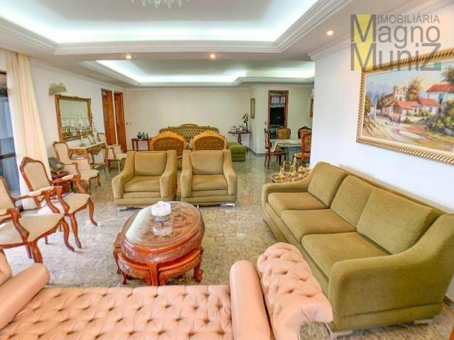 Apartamento com 4 dormitórios para alugar, 303 m² por R$ 4.200,00/mês - Aldeota - Fortalez - Foto 4