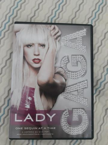 DVD Original Lady Gaga - One Sequin At a Time