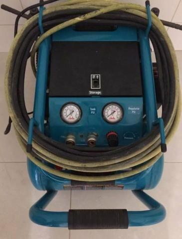 Compressor De Ar 3.0 Hp Makita Mac5200 - Foto 3