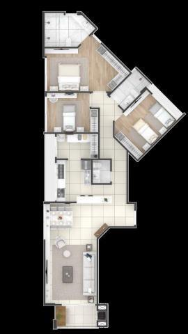 Apartamento residencial para venda, Água Verde, Curitiba - AP7013. - Foto 19