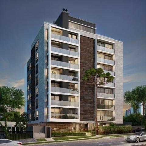 Apartamento residencial para venda, Água Verde, Curitiba - AP7013.