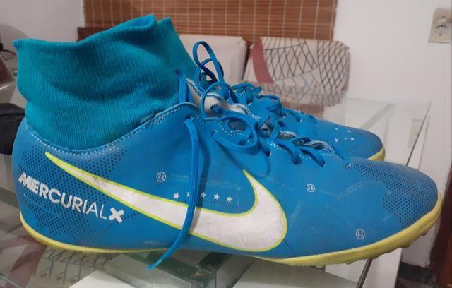 Chuteira society Nike Neymar 42/43 - Foto 3