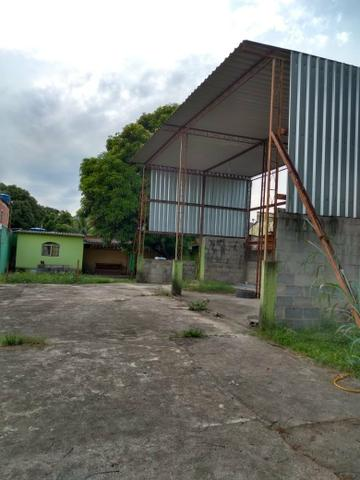 Casa com terreno murado e galpão - Foto 3