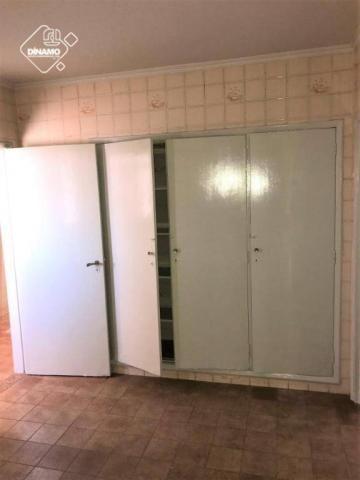 Apartamento com 2 dormitórios para alugar, 93 m². - centro - ribeirão preto/sp - Foto 12