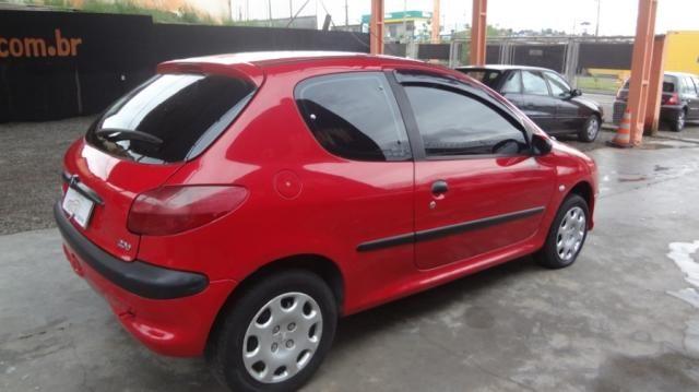 peugeot 206 selection 1.0 gasolina - Foto 4