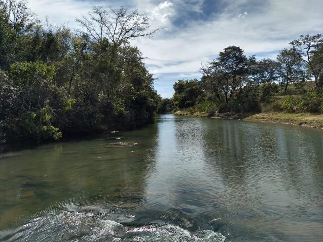 Fazenda Escriturada 90 Hect as Margens do Rio Areia Localizado Santo Antônio do Descoberto - Foto 10