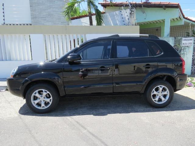 Tucson 2011/2012 automática completa com 97.000 km novíssima