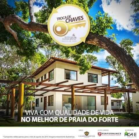 Casa 4 suítes, 195m², 3 vagas, Alto da Constância - Praia do Forte - Foto 3