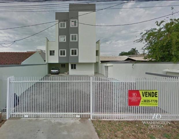 Apartamento Garden com 2 dormitórios à venda, 45 m² por R$ 190.000,00 - Cidade Jardim - Sã