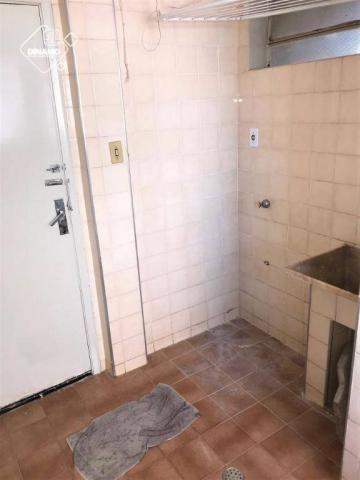 Apartamento com 2 dormitórios para alugar, 93 m². - centro - ribeirão preto/sp - Foto 15