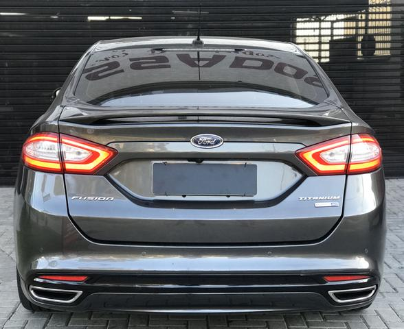 Ford Fusion titanium AWD - Foto 4