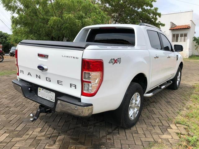Ford Ranger Limited 2014, conservadíssima - Foto 4
